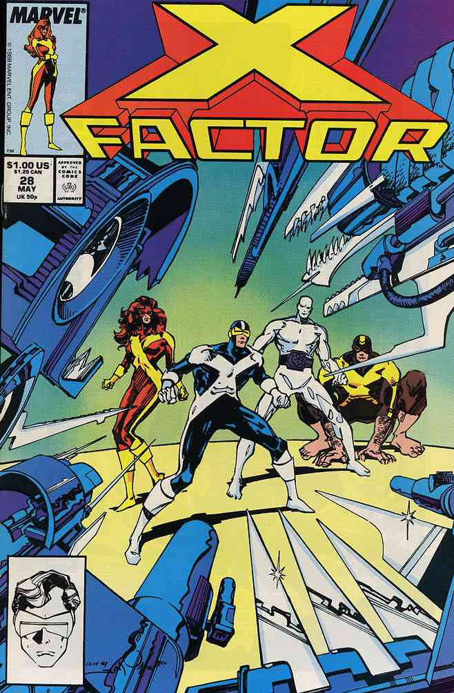 X-Factor comic issue 28