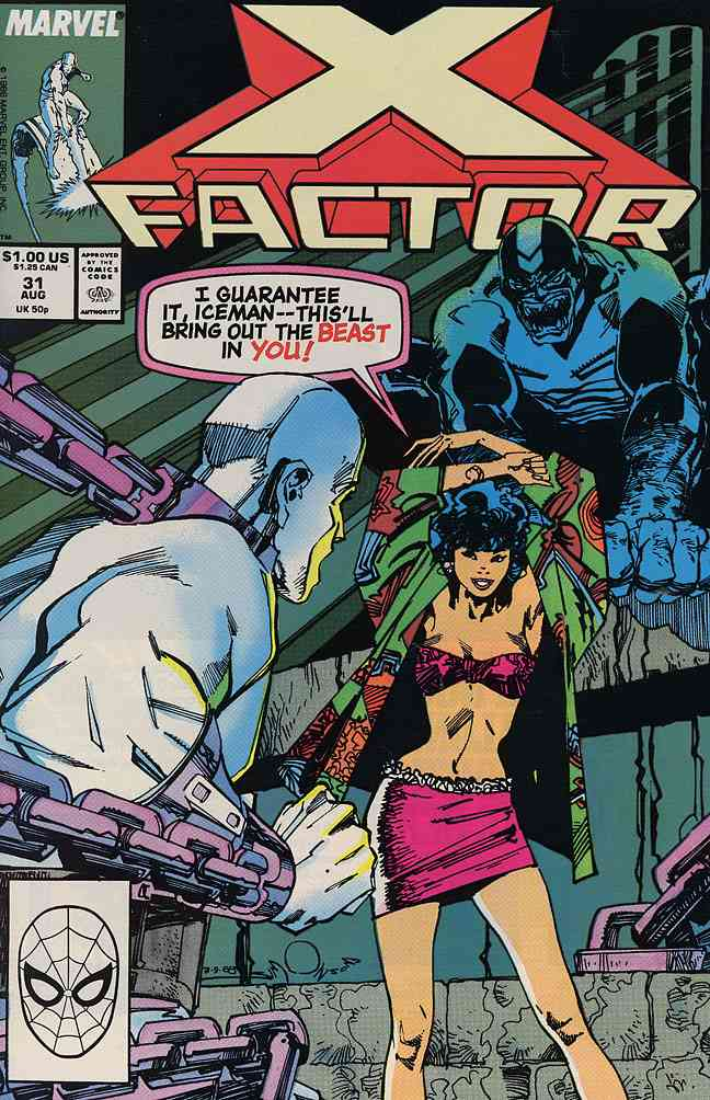 X-Factor comic issue 31