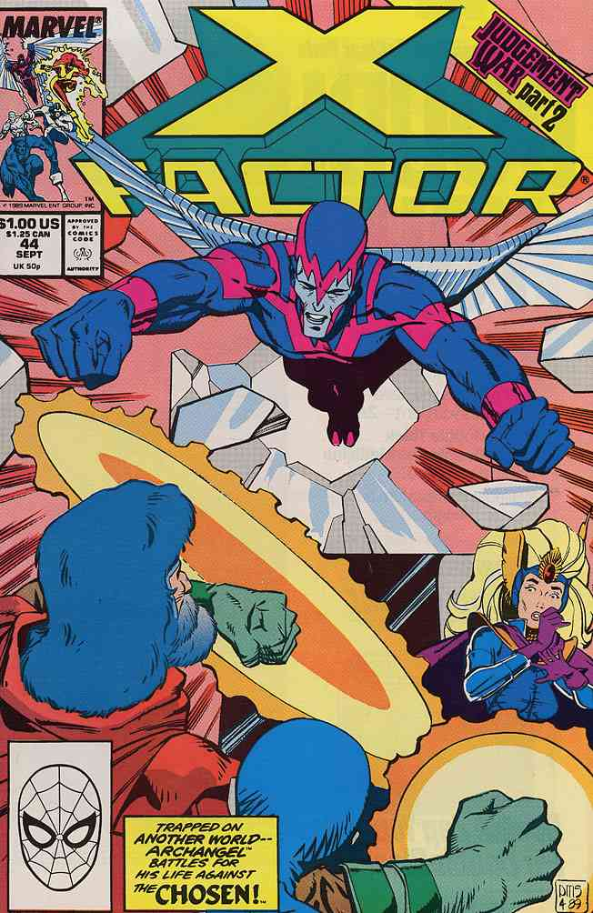 X-Factor comic issue 44