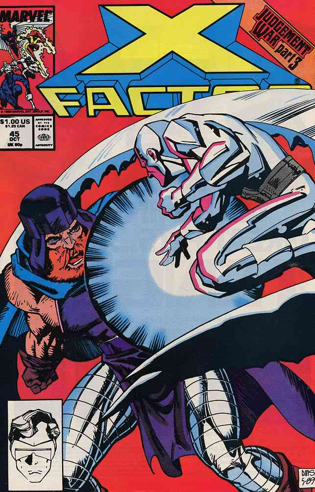 X-Factor comic issue 45
