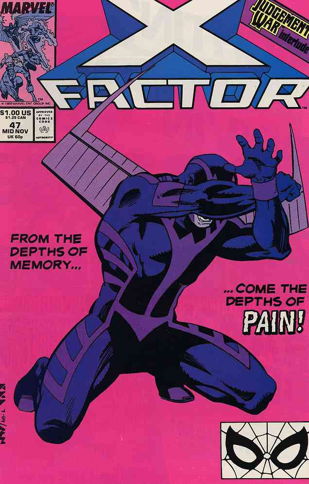 X-Factor comic issue 47