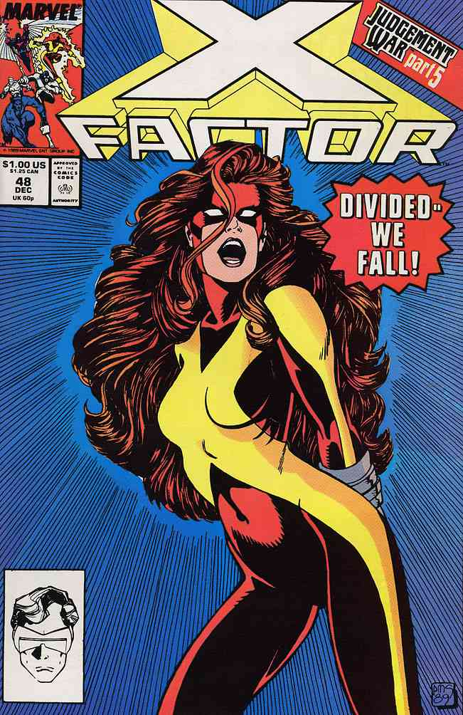 X-Factor comic issue 48