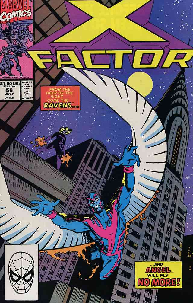 X-Factor comic issue 56