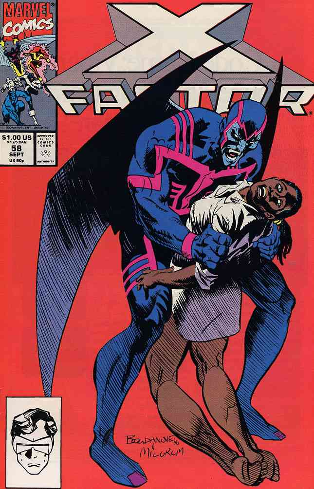 X-Factor comic issue 58
