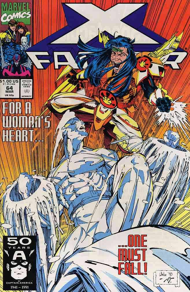 X-Factor comic issue 64