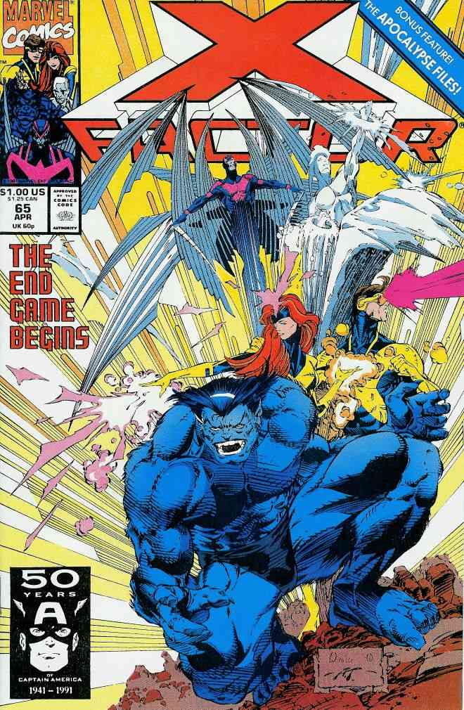 X-Factor comic issue 65