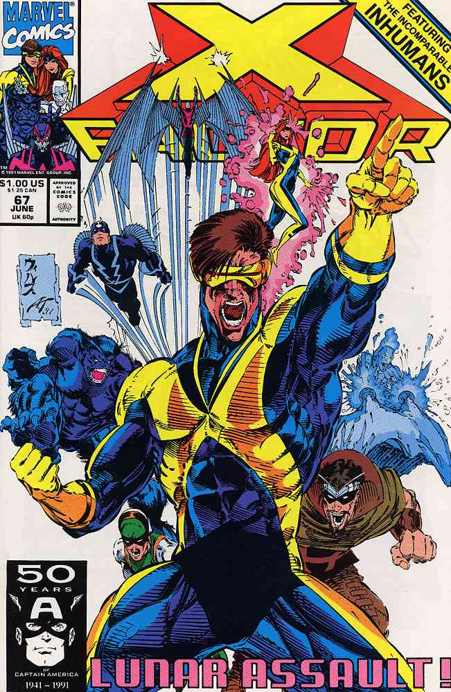 X-Factor comic issue 67