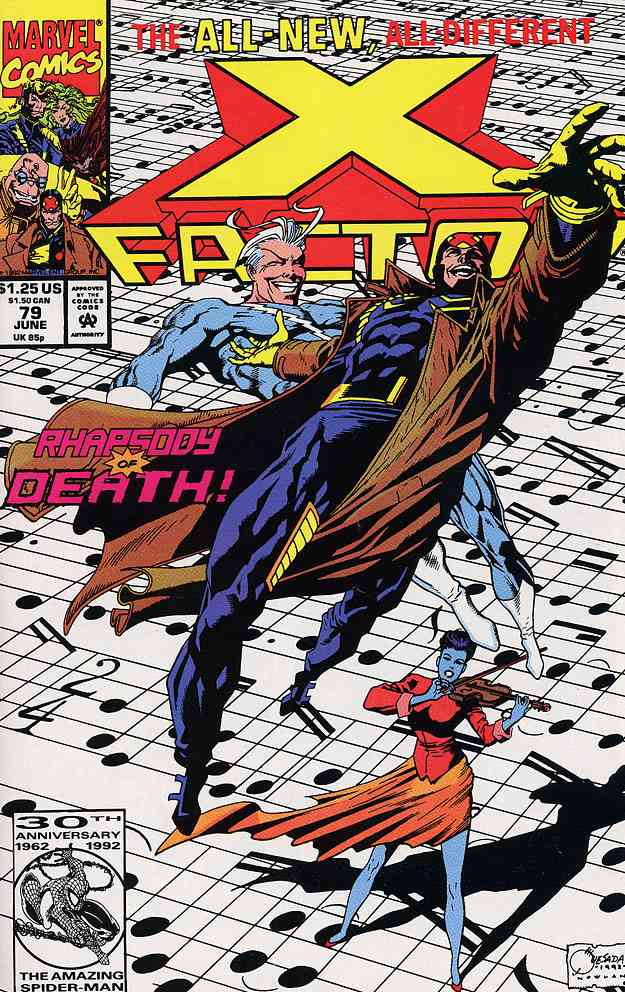 X-Factor comic issue 79
