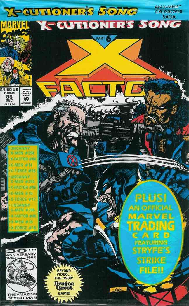 X-Factor comic issue 85