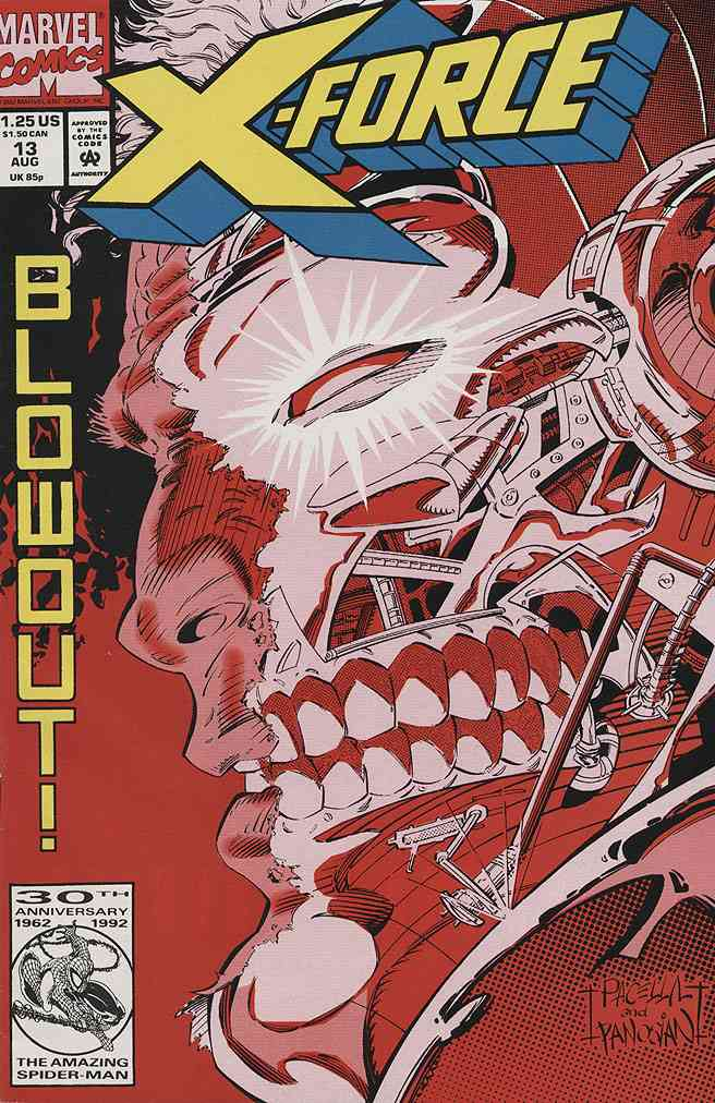 X-Force comic issue 13
