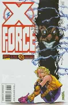 X-Force comic issue 48