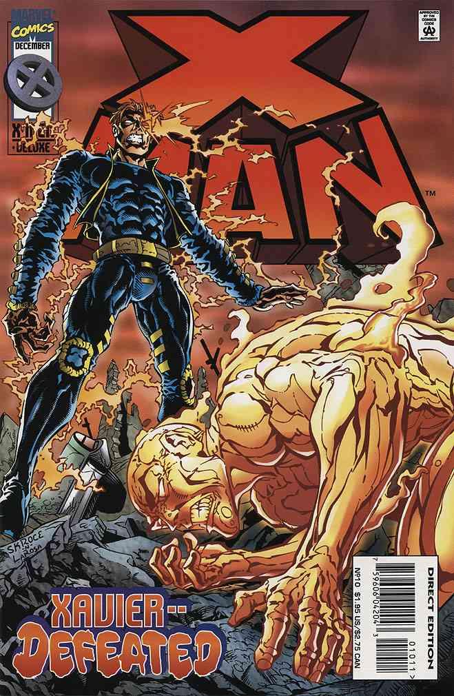 X-Man comic issue 10