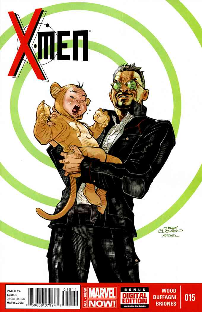 X-Men (4th Series) comic issue 15