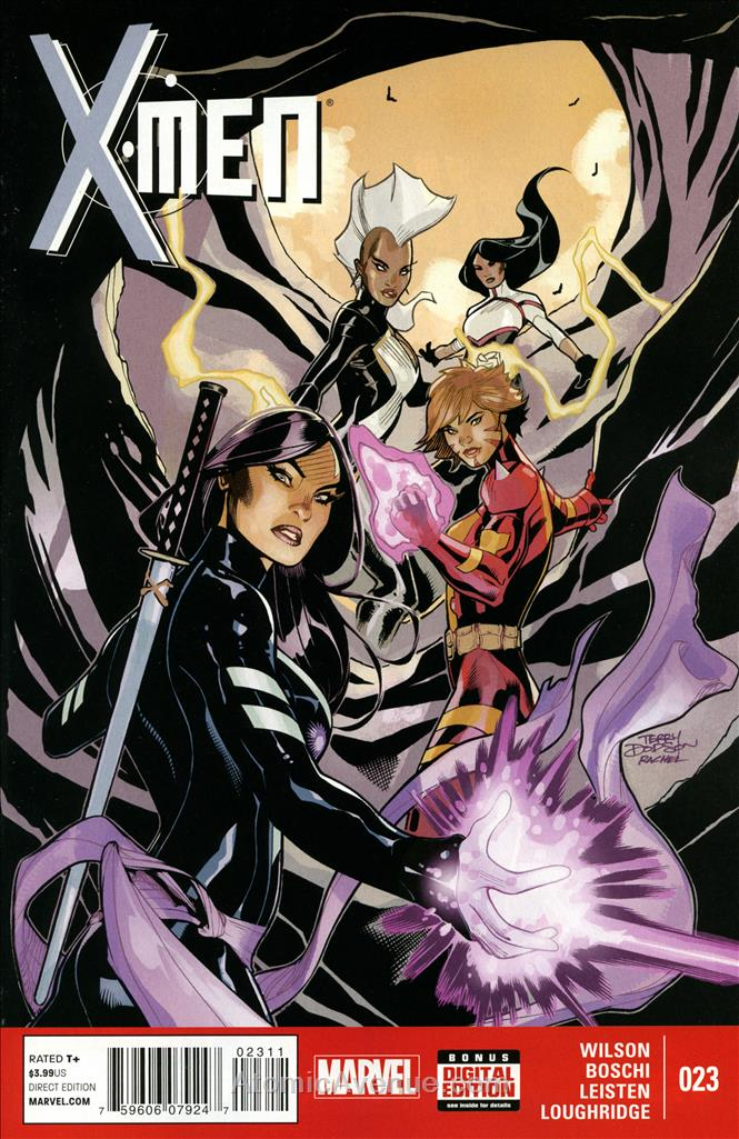 X-Men (4th Series) comic issue 23
