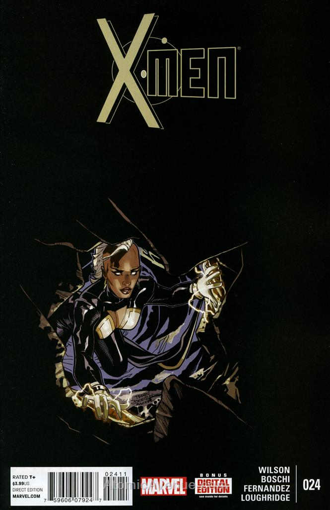 X-Men (4th Series) comic issue 24