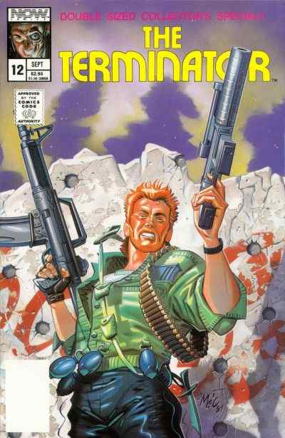 Terminator, The (1st Series) comic issue 12