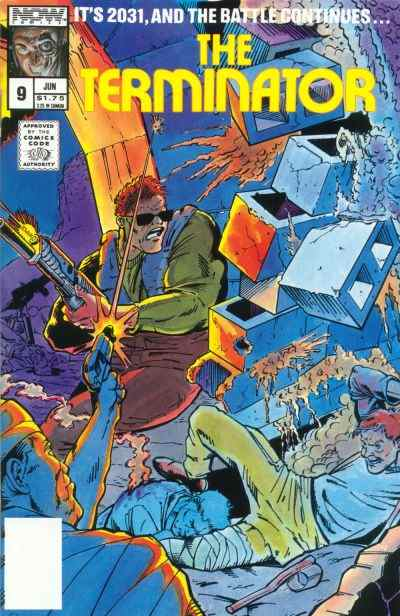 Terminator, The (1st Series) comic issue 9