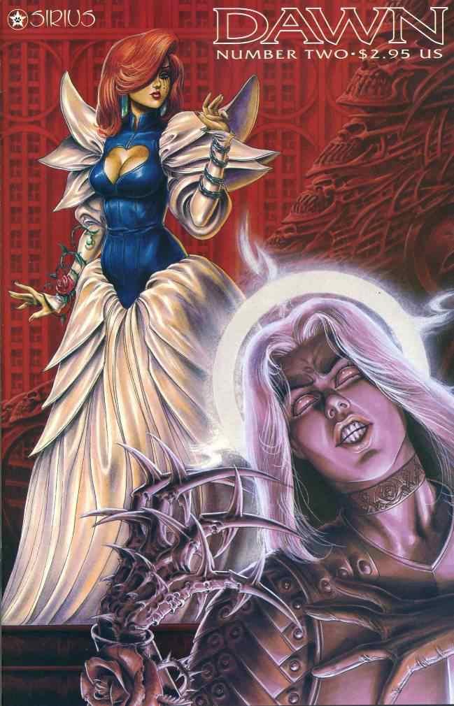 Dawn comic issue 2