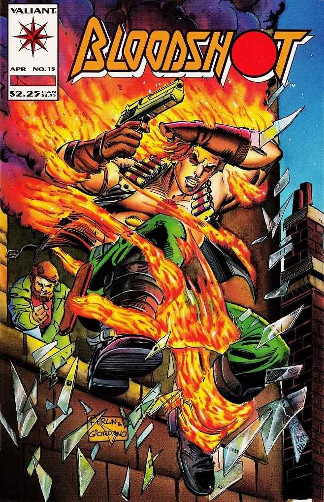 Bloodshot comic issue 15