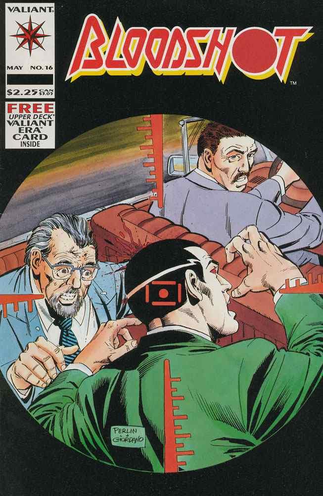 Bloodshot comic issue 16