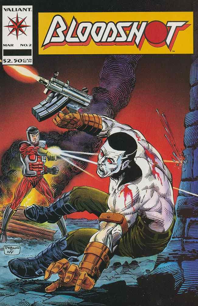 Bloodshot comic issue 2