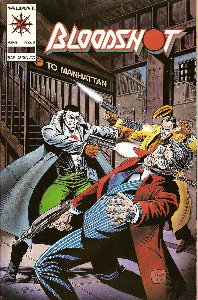 Bloodshot comic issue 3