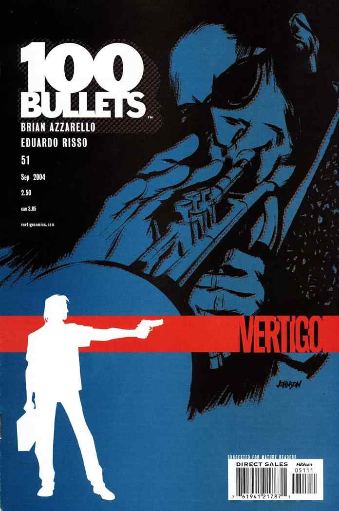 100 Bullets comic issue 51
