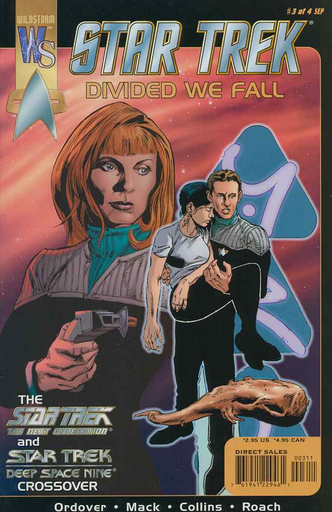 Star Trek: Divided We Fall comic issue 3